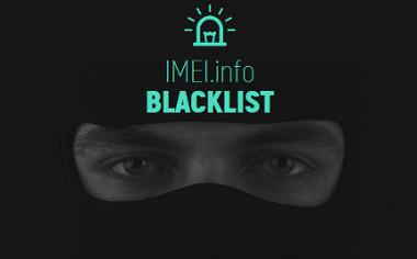 Report IMEI as Lost / Stolen - IMEI info BLACKLIST - News - IMEI info