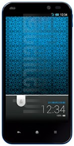 SHARP Aquos Phone SHL22 image on imei.info