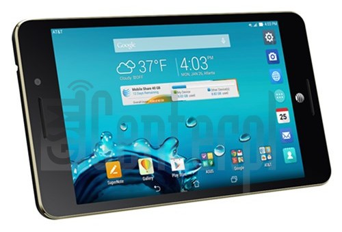 ASUS Memo Pad 7 ME375CL image on imei.info