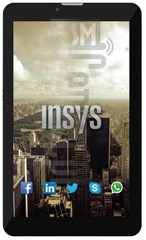 "IMEI Check INSYS HG4-732-8 7"" 3G on imei.info"