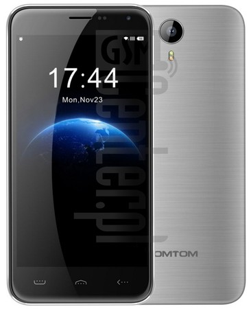 DOOGEE HomTom HT3 Pro image on imei.info