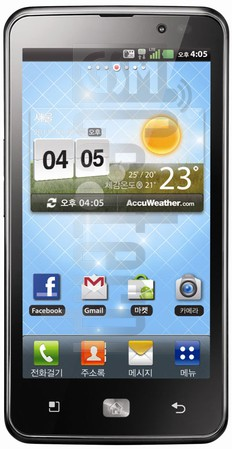 LG Optimus F120K LTE Tag image on imei.info