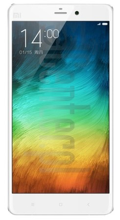 XIAOMI Mi Note image on imei.info