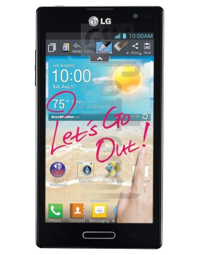 IMEI Check LG MS769 Optimus L9 on imei.info