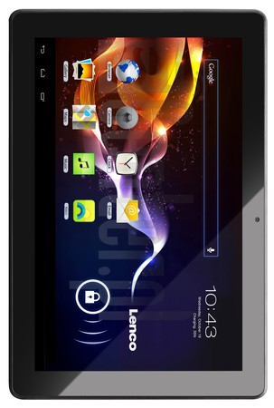 LENCO Tab-1035 image on imei.info