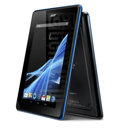 ACER B1 Iconia Tab image on imei.info