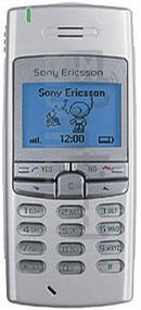 SONY ERICSSON T105 image on imei.info