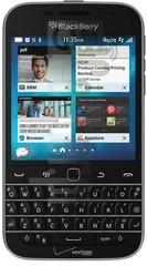 IMEI Check BLACKBERRY Classic Non Camera on imei.info
