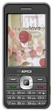 AMOI M610 image on imei.info