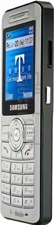 SAMSUNG T509 image on imei.info