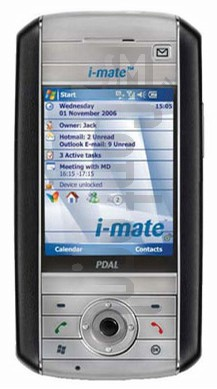 I-MATE PDAL image on imei.info