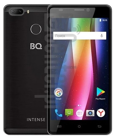 BQ BQ-5005L Intense image on imei.info