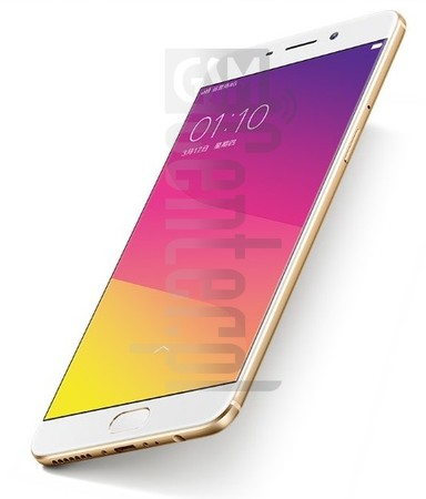OPPO R9 image on imei.info