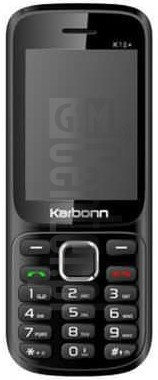 KARBONN K18 Star image on imei.info