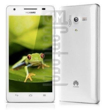 HUAWEI Honor 3 HN3-U00 image on imei.info