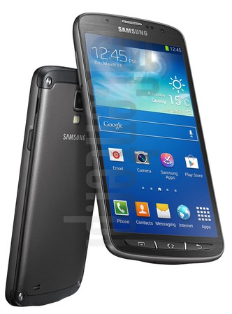 IMEI Check SAMSUNG I9295 Galaxy S4 Active on imei.info