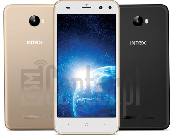INTEX Staari 11 image on imei.info