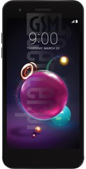 IMEI Check LG K8+ (2018) on imei.info