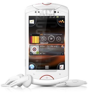 SONY ERICSSON Live with Walkman WT19a image on imei.info