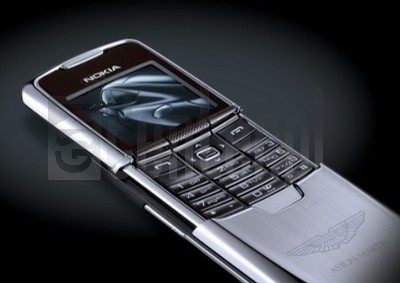 NOKIA 8800 Aston Martin Edition image on imei.info