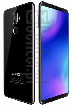 CUBOT X18 Plus image on imei.info