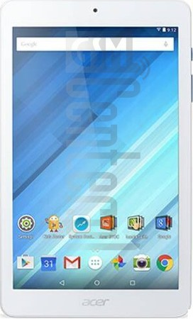 ACER Iconia One 8 B1-860 image on imei.info