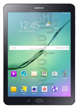 SAMSUNG T813 Galaxy Tab S2 VE 9.7 WiFi image on imei.info