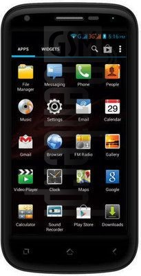 INTEX Aqua Wonder image on imei.info