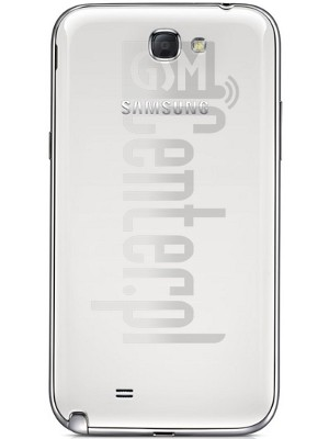 SAMSUNG T889 Galaxy Note II (T-Mobile) image on imei.info