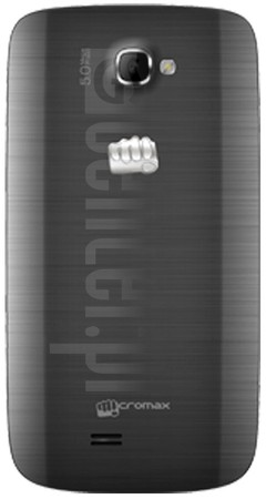 MICROMAX A091 Canvas Engage image on imei.info