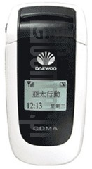 IMEI Check DAEWOO DC668W on imei.info