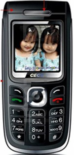 CECT P717 image on imei.info