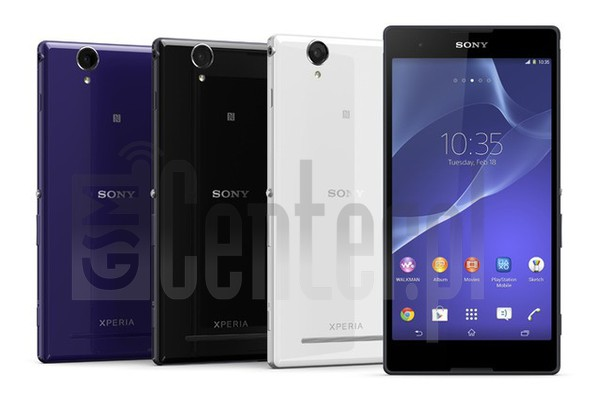 SONY Xperia T2 Ultra XM50T image on imei.info
