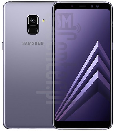 SAMSUNG Galaxy A8+ (2018) image on imei.info
