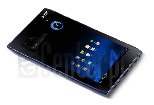 ACER A101 Iconia Tab image on imei.info
