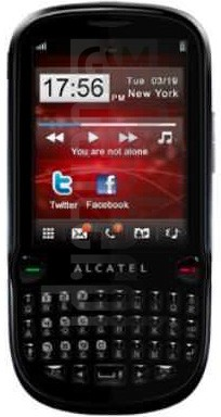 ALCATEL OT-807 image on imei.info