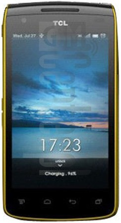 TCL S600 image on imei.info