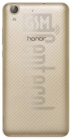 HUAWEI Honor Holly 3+ image on imei.info