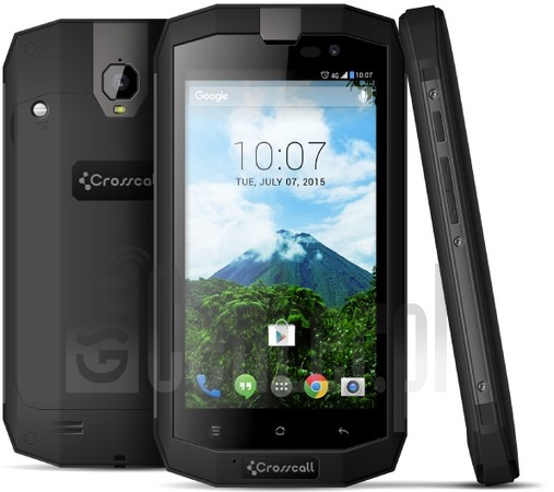 CROSSCALL TREKKER-X1 image on imei.info