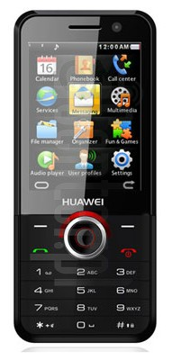 IMEI Check HUAWEI U5510 on imei.info