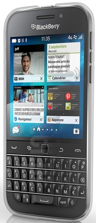 IMEI Check BLACKBERRY Classic Q20 on imei.info
