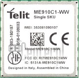 IMEI Check TELIT ME910C1-WW on imei.info