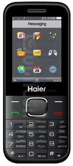 HAIER M106 image on imei.info