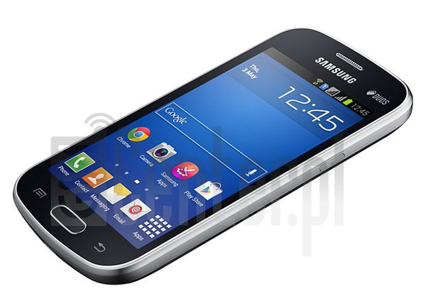 SAMSUNG S7390 Galaxy Fresh image on imei.info