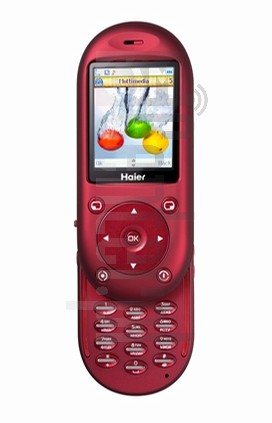 HAIER M300 image on imei.info