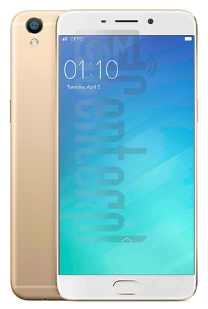 IMEI Check OPPO R9 PLUS on imei.info