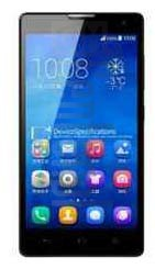 IMEI Check HUAWEI Honor 3C H30-T00 on imei.info