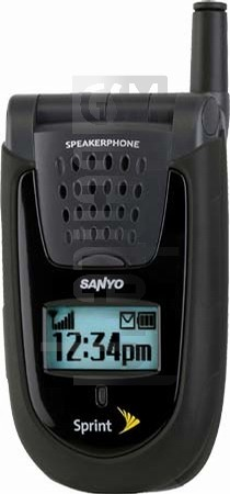 SANYO SCP-7000 image on imei.info