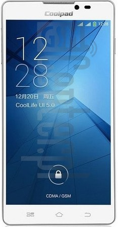CoolPAD 5951 image on imei.info