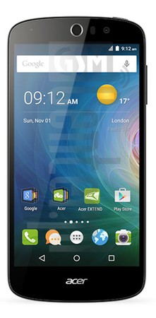 ACER Liquid Z530 image on imei.info